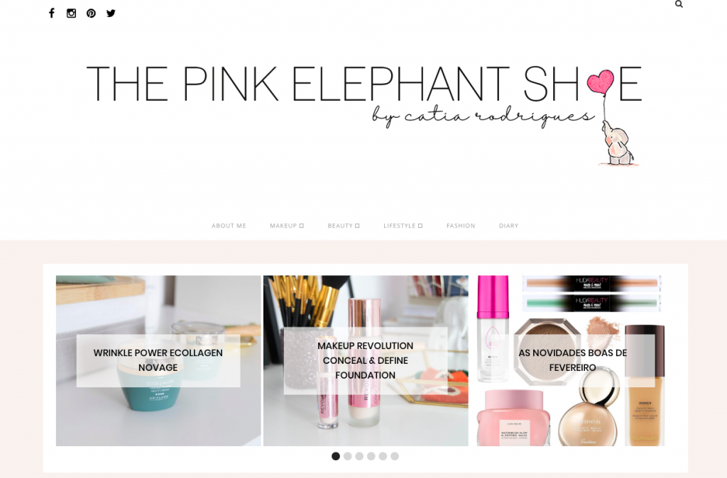 blog, the pink elephant shoe, influenciadora digital, creative discovery